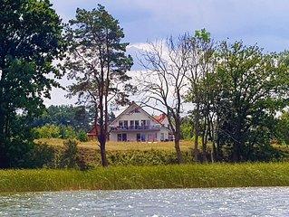 Vilzseehaus - direkt am See - EG