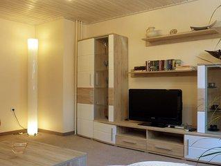 Komfortable Nichtraucherfereinwohnung , ruhige Zentrumslage