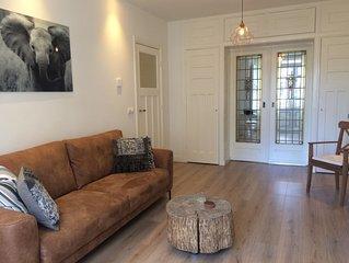Apartment mit authentischen Details im Stadtzentrum und in Strandnähe