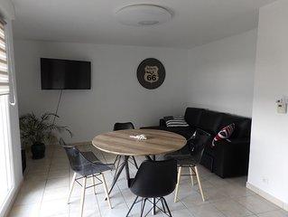 Bel appartement, lumineux et calme