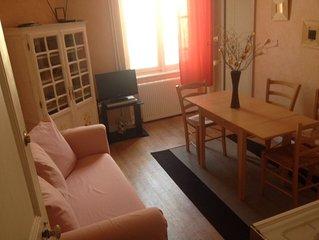 Appartement Idéal Pour Le Séjour à La Montagne D'une Petite Famille