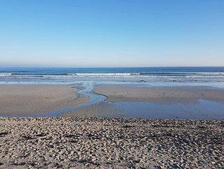 Maison ile tudy, bord de mer, plage à pied, Finistère