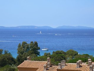 Horizon-Gigaro : La Canopee - 20mn drive to St Tropez - 5mn walk from beach