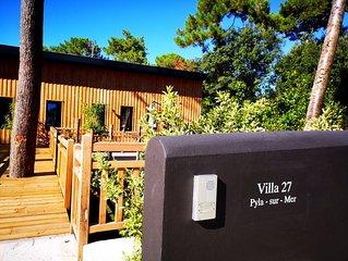 250M de la plage, Appartement en Duplex de 130 M2 , Deux terrasses extérieur .