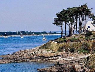 Appartement de caractere entre Ocean et Golfe dans une propriete de charme.