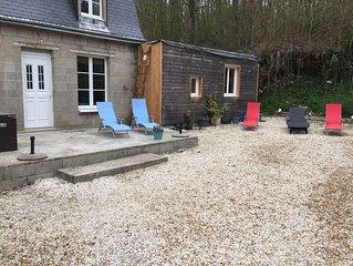 Gite au calme campagne bord de cher Beauval Chenonceau
