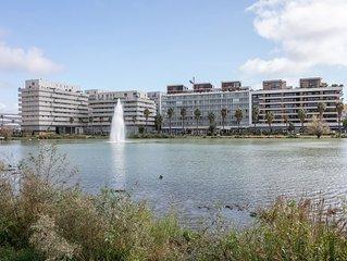 Appartement T2 cosy et lumineux à Port Marianne avec parking