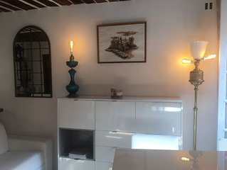 Appartement dans maison typique tropézienne