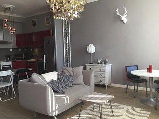 Appartement de charme et tranquille