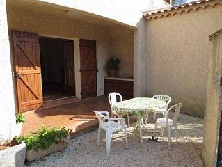 Appartement en Rez de Chaussée de villa type F3