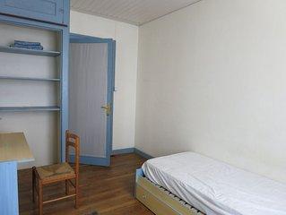 Appartement deux pièces + cuisine