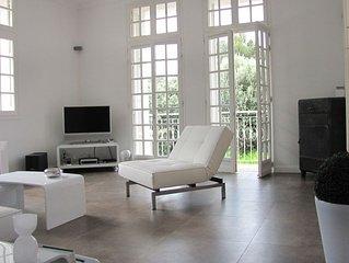 Superbe appartement de 80m2 avec terrasse de 20m2, résidence privée prestige