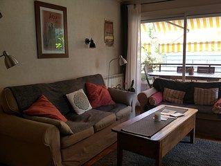 Bel Appart 120 m²+ Balcon 17M - Très Calme proche centre, des étangs, des plages