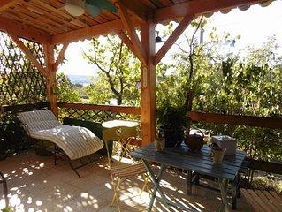 Gite chez Mamie Lu sous les ciels de Provence en Luberon
