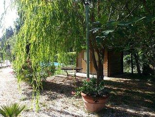 La maison d'Elorac St Rémy de Provence avec piscine privée