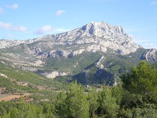 Villa au coeur de la campagne Aixoise.