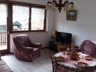 Appartement 4 à 5 personnes : 2 chambres et 2 salles de bain