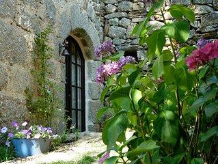 Le Studio : Gîte de charme en Aveyron au coeur de la vallée du Lot