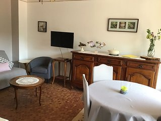Appartement F2 45 m² - idéal pour vos cures