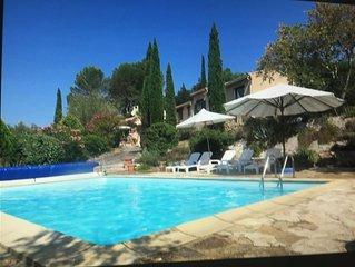 Casa Verena est une belle propriété qui respire joie et bonne humeur !…………………...