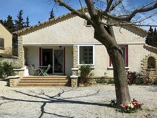 Maison indépendante village provençal - 84150 VIOLES