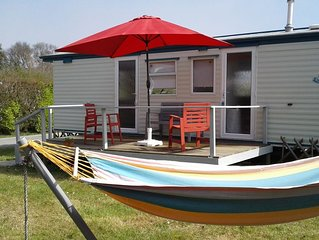 Mobil-home  camping Brignogan