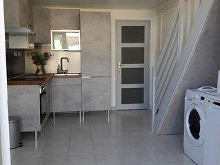 Maison de vacances pour 4pers a Meschers/Gironde