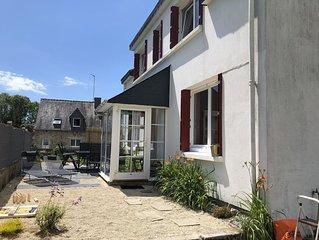 Cottage 5 personnes - MOELAN SUR MER - A 2 km de la mer