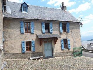 Maison de Montagne 3min Station Peyragudes