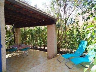 Mini villa dans résidence à 5 mn à pieds de la plage d'Agosta
