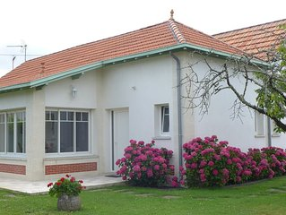 Maison arcachonnaise de caractère, à proximité des ports ostréicoles