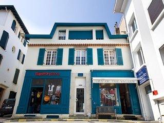 Appartement 3 chambres hypercentre + grande terrasse - plages et centre à pied