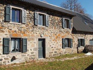 Nouveau gîte pour six personnes dans la vallée du Puy Mary