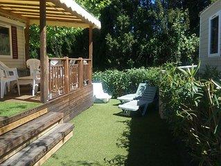 Mobil-home Esterel camping SIBLU 4 ☆ Le Montourey AZ 5