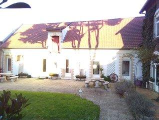 Gîte meublé 40 m² 4 personnes triangle Lens Arras Béthune