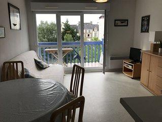 appartement avec piscine  Golfe du Morbihan....