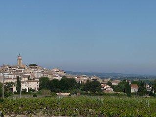 Au coeur de la Provence viticole et festivalière
