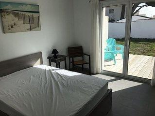 Maison au Vieil Noirmoutier: location nuite, WE, ou semaine