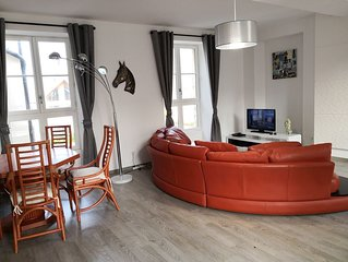 APPARTEMENT 6 PERS POPPA 4 CENTRE VILLE BAYEUX