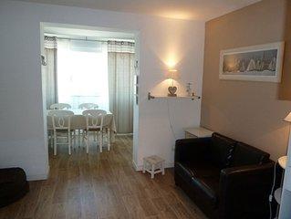 Saint Aygulf, appartement moderne, cosy, plage et commerces à 5 minutes à pieds