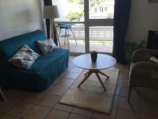Appartement cosy Arcachon pour 6 personnes tout confort