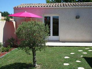 PROMO ILE D'OLERON studio jardin privatif  proximité plage et centre ville