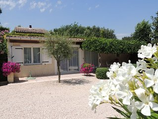 Gîte avec piscine privée le mazet du Cammas Navacelles /Sud de la France
