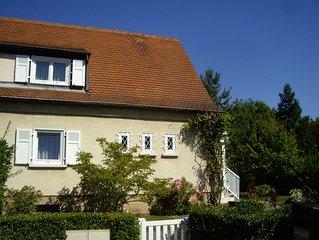Maison avec jardin pour vos WE, vacances, courts séjours...