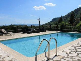 Villa Piscine Vue Mer La Clavade