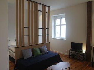 Grand studio au ceour de Biarritz