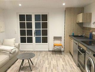 Charmant Appartement T3 55m² indépendant dans villa