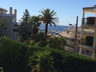 Bourgeois 80m2 Terrasse vue mer - Congrès et plage