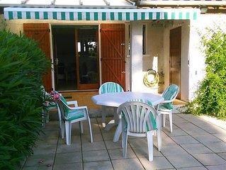 Villa,  6 couchages classée 3 étoiles meublé de tourisme