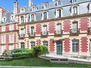 Biarritz plage & centre ville/Residence XIXe siecle